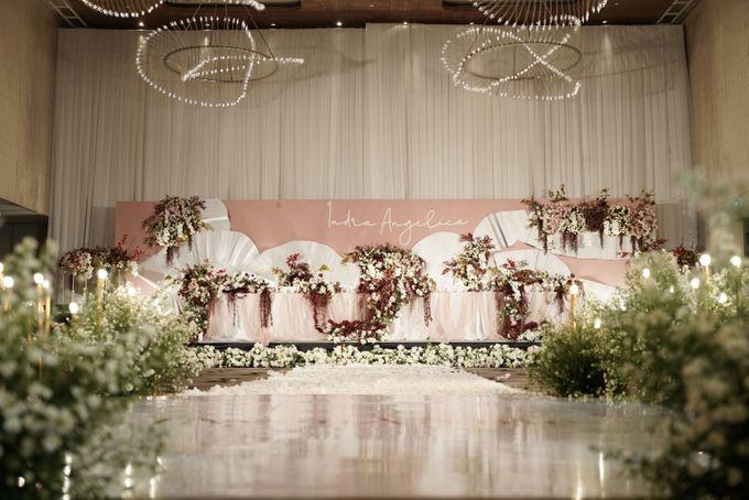 Indra  & Angel Wedding At Double Tree Hotel by Cerita Bahagia - 001