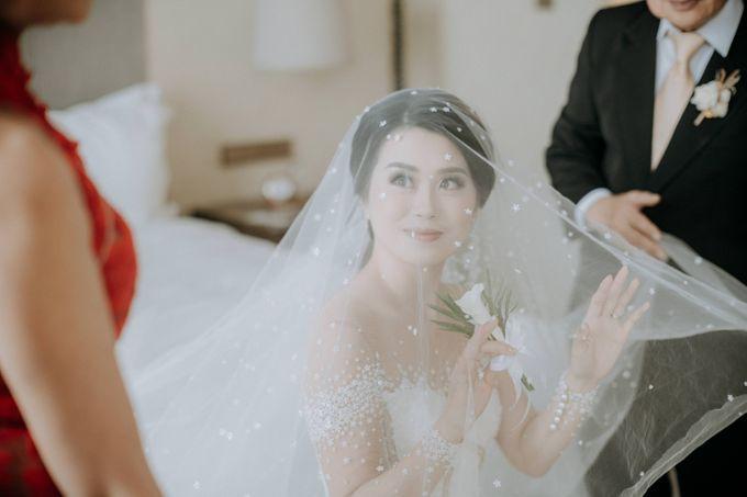 Raymond & Vanie Wedding Day by Keyva Photography - 019
