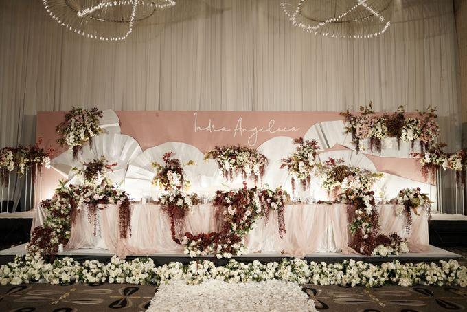 Indra  & Angel Wedding At Double Tree Hotel by Cerita Bahagia - 002