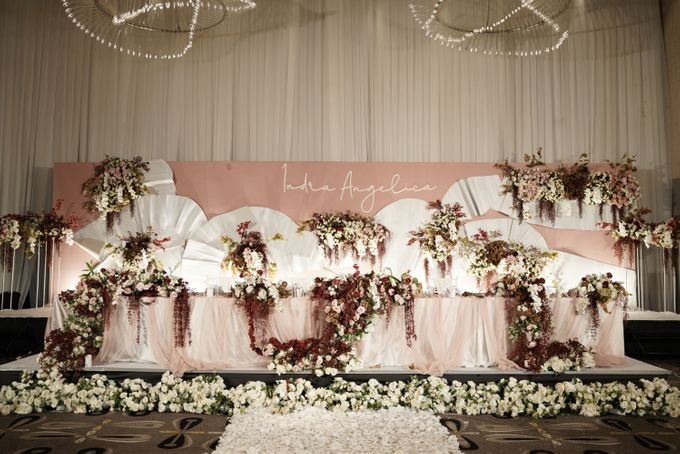 Indra  & Angel Wedding At Double Tree Hotel by Fiori.Co - 002