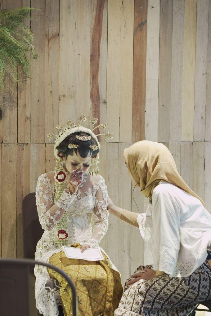 The Wedding Kevin & Itsna by AVIARY Bintaro - 009