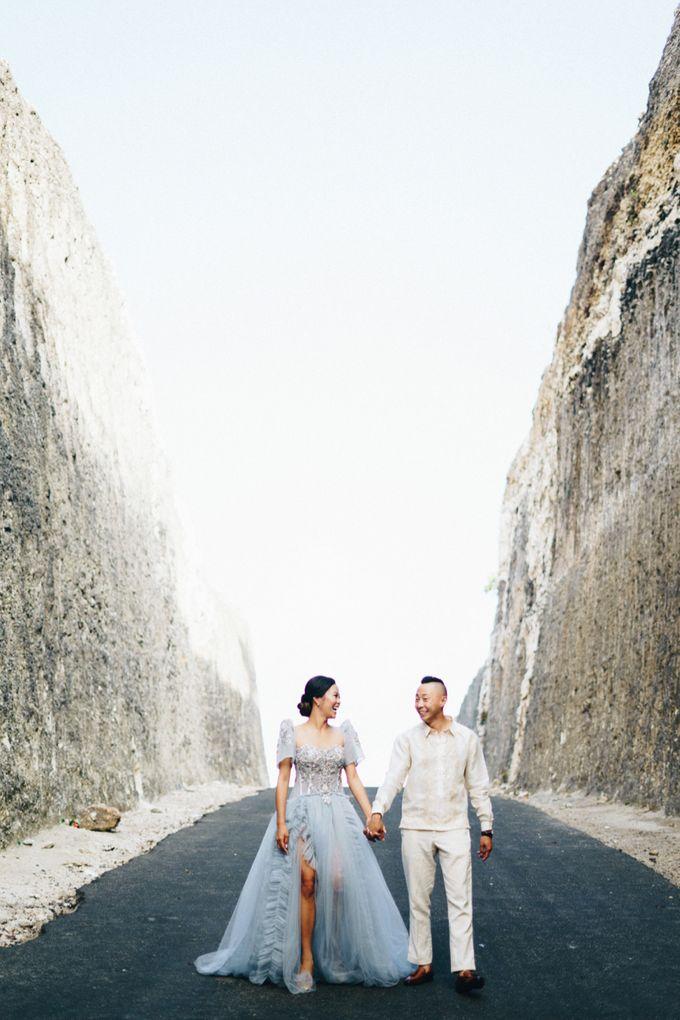 Prewedding of Maria & Jamie by Mata Zoe - 001