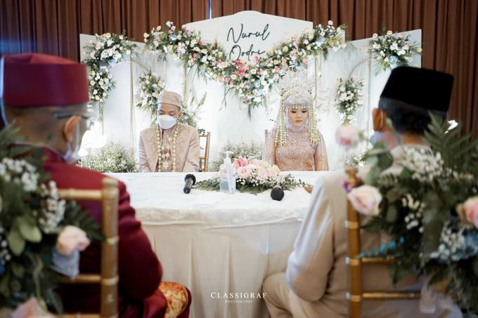 The Wedding of Nurul & Qodri at Horison Hotel by Decor Everywhere - 025