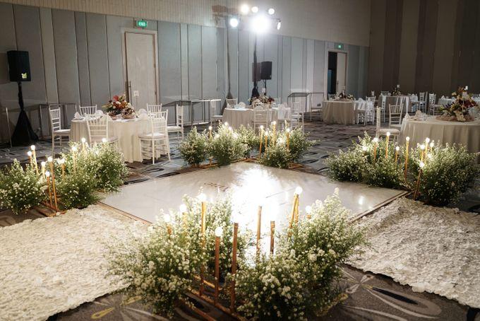Indra  & Angel Wedding At Double Tree Hotel by Cerita Bahagia - 006