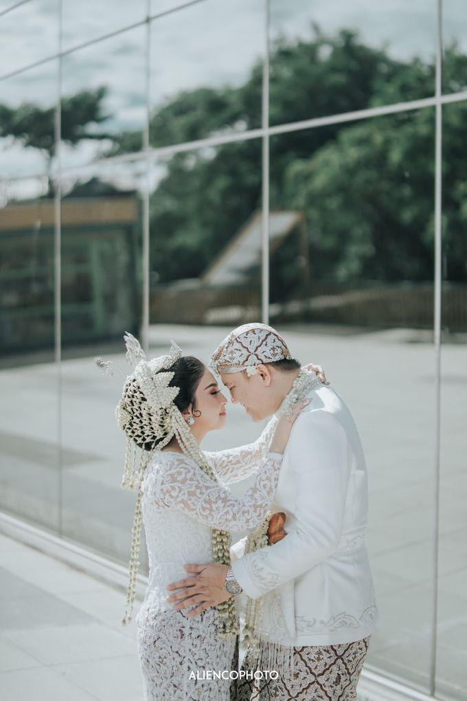GEDUNG ANTAM WEDDING OF WINNIE & ANAS by alienco photography - 017