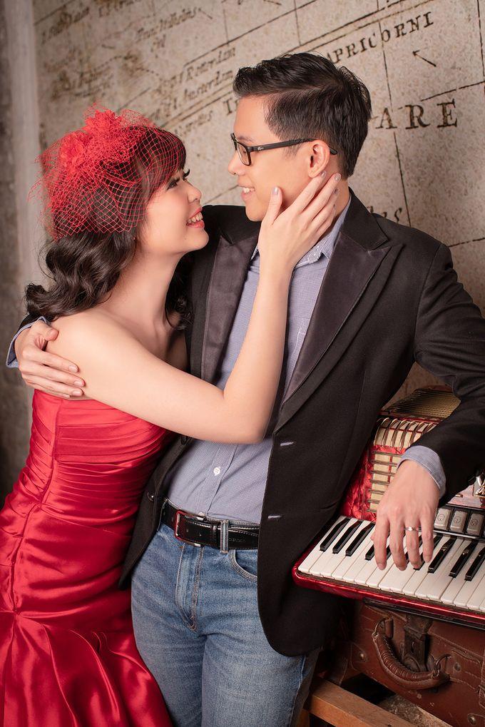Albert & Anisa by JJ Bride - 011