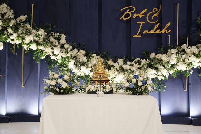 Bob & Indah Wedding At Ramayana Kempinski Hotel by Fiori.Co - 004