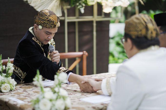 From Wedding Ceremony Randy & Andin by UK International Jakarta - 004