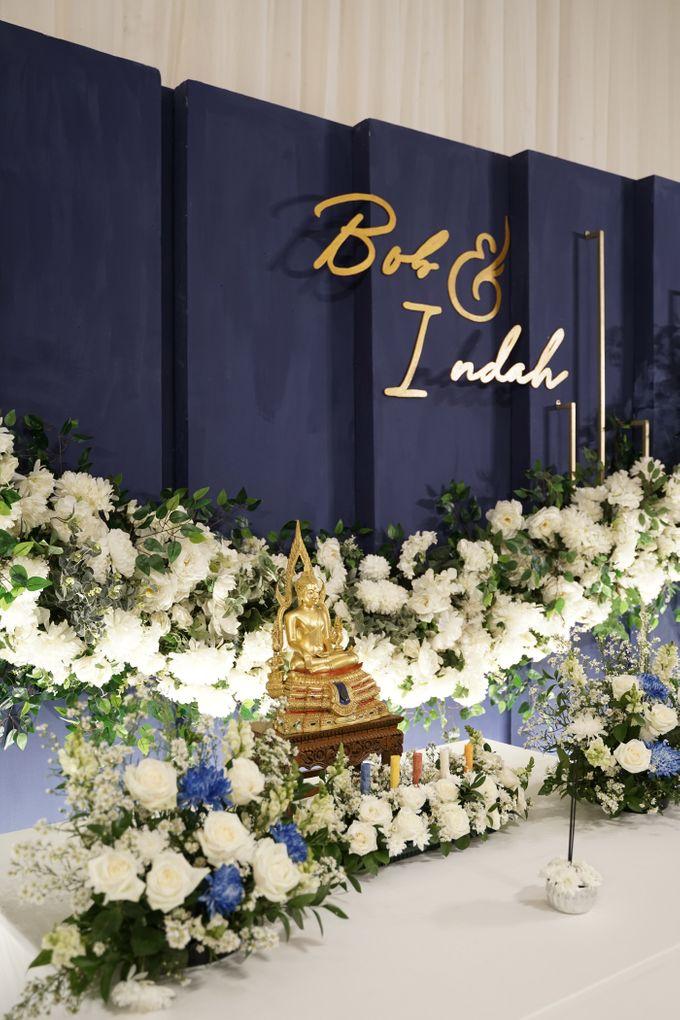 Bob & Indah Wedding At Ramayana Kempinski Hotel by Fiori.Co - 006