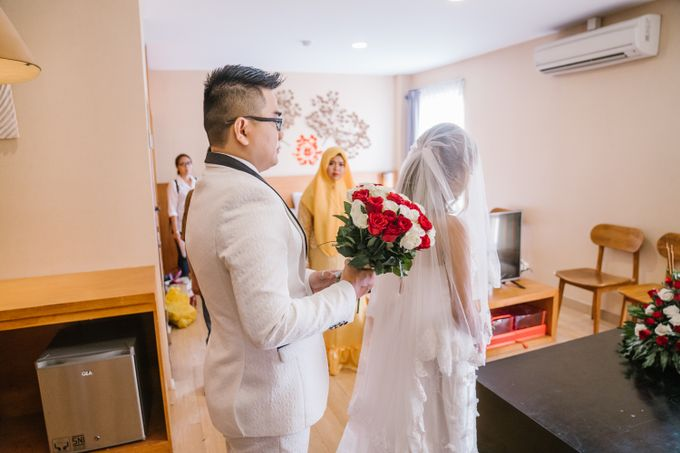 The Wedding of Hendri & Lucy by Miracle Wedding Bali - 040