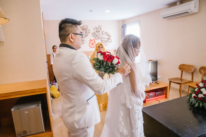 The Wedding of Hendri & Lucy by Miracle Wedding Bali - 021