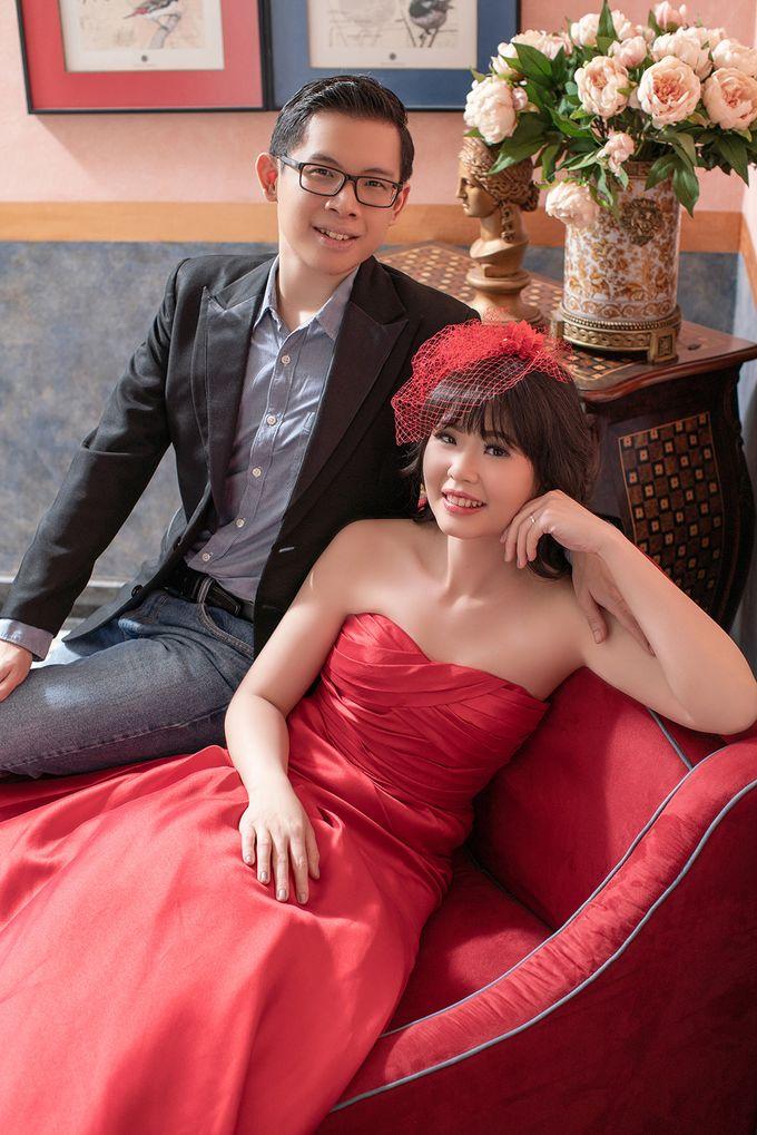 Albert & Anisa by JJ Bride - 012