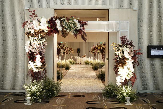Indra  & Angel Wedding At Double Tree Hotel by Cerita Bahagia - 007