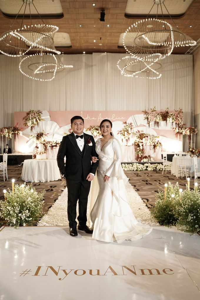 Indra  & Angel Wedding At Double Tree Hotel by Fiori.Co - 032