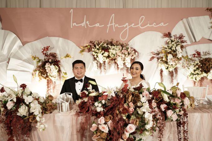 Indra  & Angel Wedding At Double Tree Hotel by Cerita Bahagia - 033