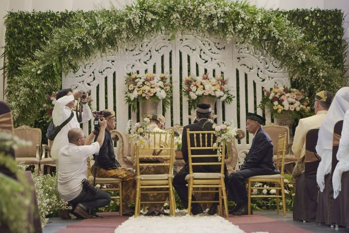 The Wedding Kevin & Itsna by AVIARY Bintaro - 010