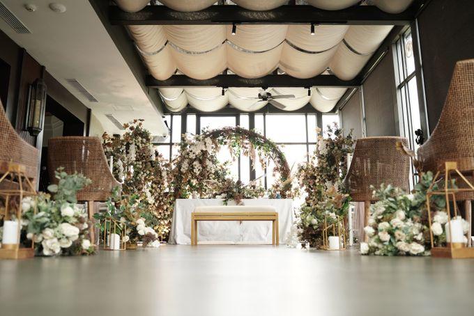 Danny & Samantha Holy Matrimony At Hutan Kota by Double Happiness Wedding Organizer - 003