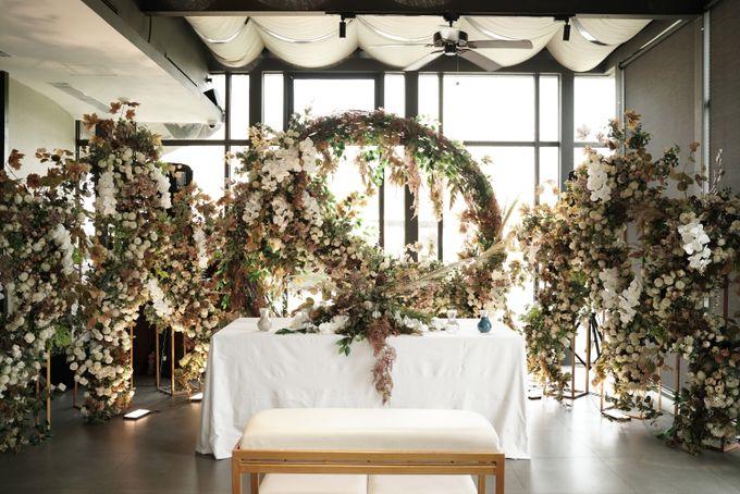 Danny & Samantha Holy Matrimony At Hutan Kota by Double Happiness Wedding Organizer - 004