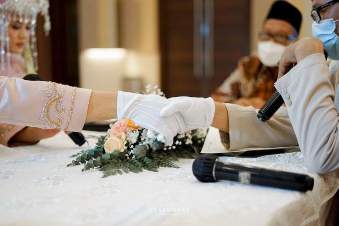 The Wedding of Nurul & Qodri at Horison Hotel by Decor Everywhere - 026