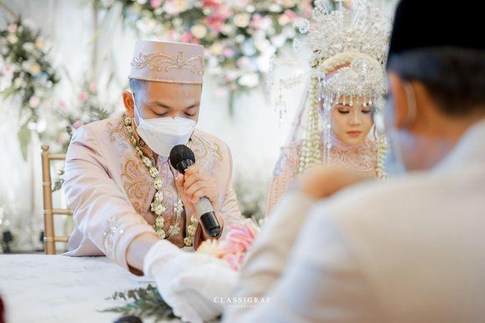 The Wedding of Nurul & Qodri at Horison Hotel by Decor Everywhere - 027