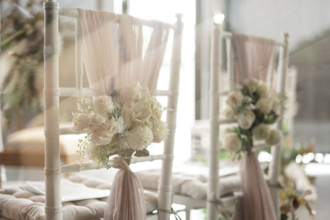 Danny & Samantha Holy Matrimony At Hutan Kota by Double Happiness Wedding Organizer - 010
