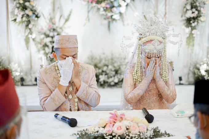 The Wedding of Nurul & Qodri at Horison Hotel by Decor Everywhere - 028