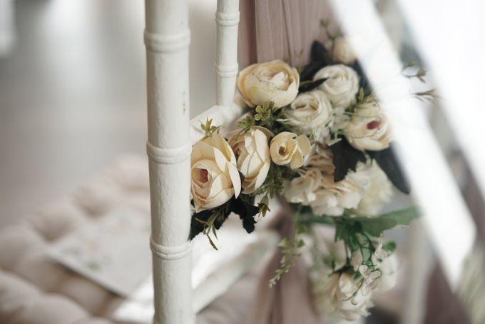 Danny & Samantha Holy Matrimony At Hutan Kota by Double Happiness Wedding Organizer - 018