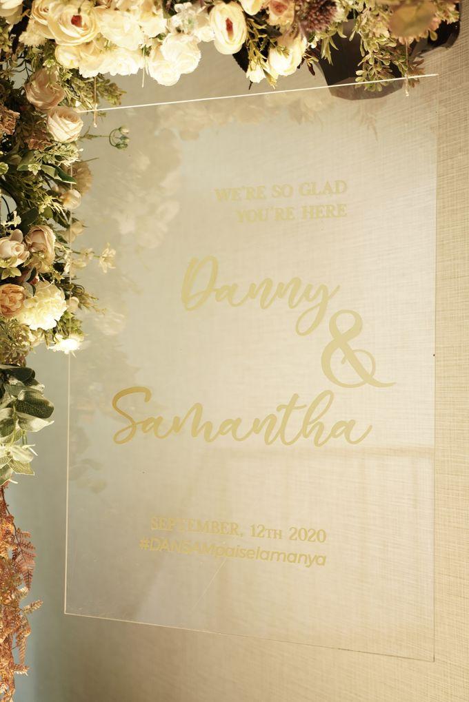 Danny & Samantha Holy Matrimony At Hutan Kota by Fiori.Co - 014