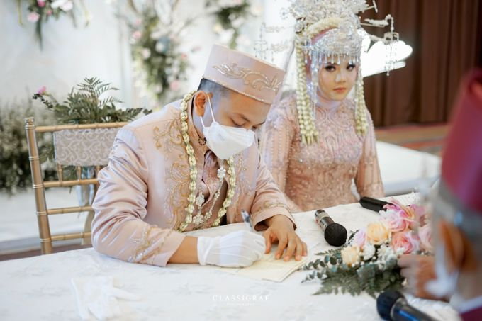 The Wedding of Nurul & Qodri at Horison Hotel by Decor Everywhere - 029