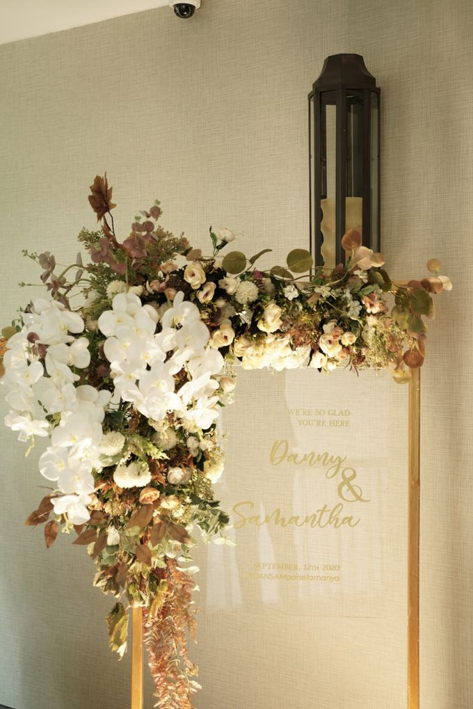 Danny & Samantha Holy Matrimony At Hutan Kota by Double Happiness Wedding Organizer - 005