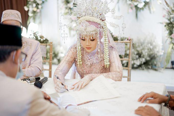 The Wedding of Nurul & Qodri at Horison Hotel by Decor Everywhere - 030