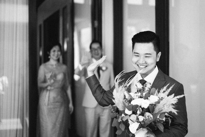 Bali Wedding of Dennis & Megan by Lentera Wedding - 030