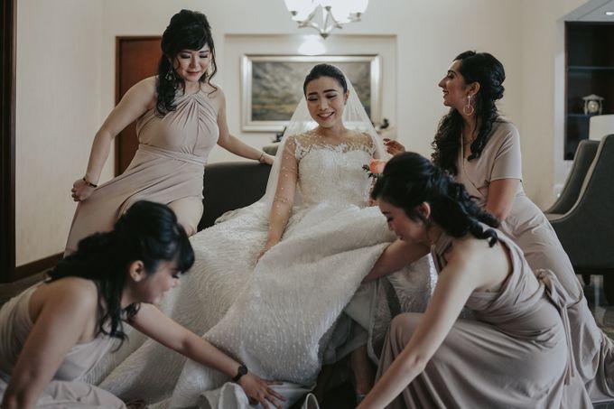 Quelene & Willy Wedding at Aryaduta Hotel Jakarta by Hotel Aryaduta Jakarta - 009