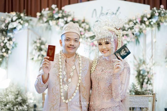 The Wedding of Nurul & Qodri at Horison Hotel by Decor Everywhere - 031