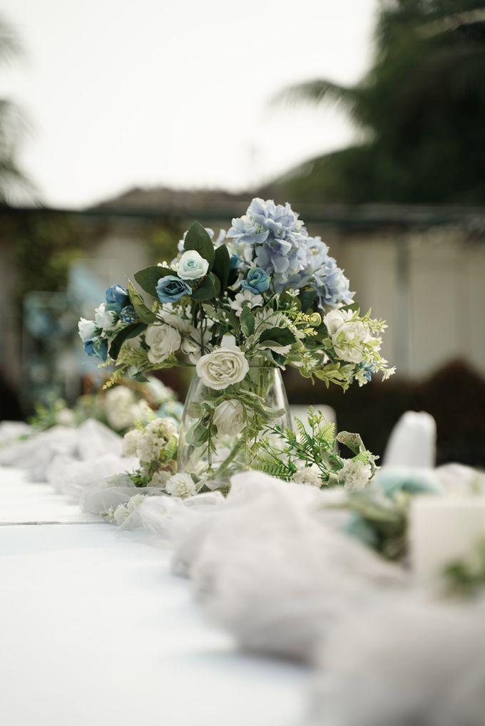Rendy & Yolan Wedding At Segarra Ancol by Fiori.Co - 012