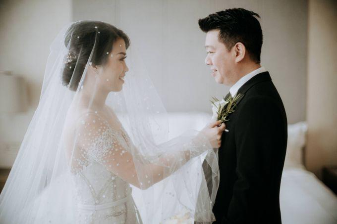 Raymond & Vanie Wedding Day by Keyva Photography - 021