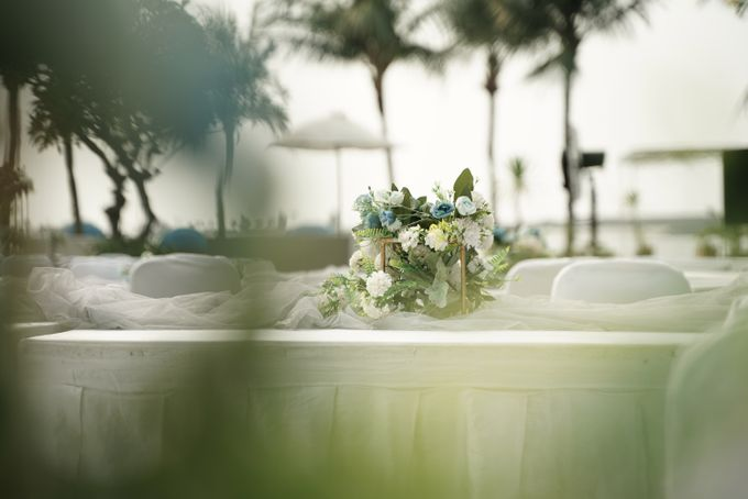 Rendy & Yolan Wedding At Segarra Ancol by Fiori.Co - 013