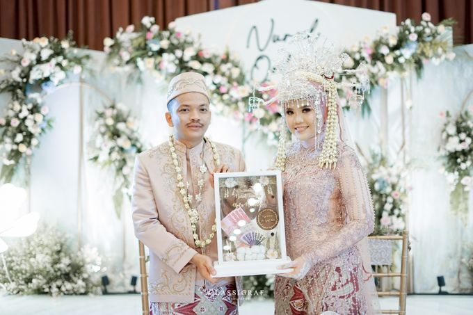 The Wedding of Nurul & Qodri at Horison Hotel by Decor Everywhere - 032