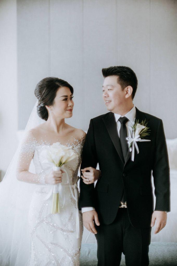 Raymond & Vanie Wedding Day by Keyva Photography - 022