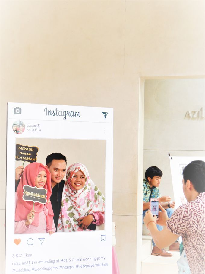 THE WEDDING OF ADE & AME by DIY Planner - 011