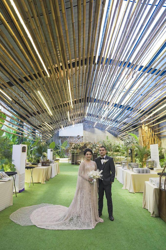 Wedding Randy & Andin by UK International Jakarta - 022