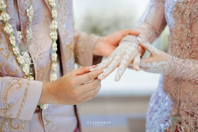 The Wedding of Nurul & Qodri at Horison Hotel by Decor Everywhere - 033