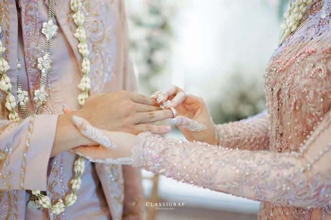 The Wedding of Nurul & Qodri at Horison Hotel by Decor Everywhere - 034
