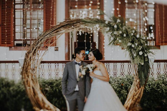 Wedding of Andre & Bella by Elina Wang Bridal - 010