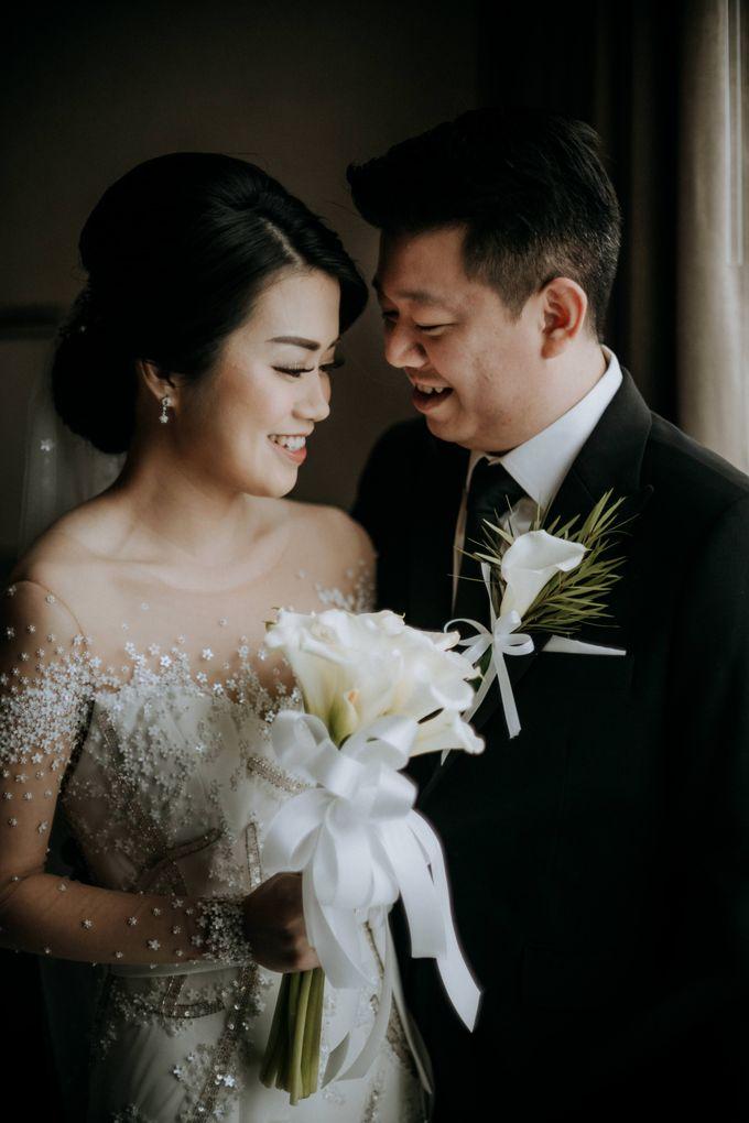 Raymond & Vanie Wedding Day by Keyva Photography - 023