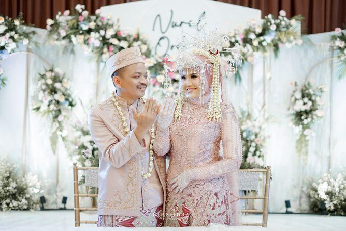 The Wedding of Nurul & Qodri at Horison Hotel by Decor Everywhere - 036