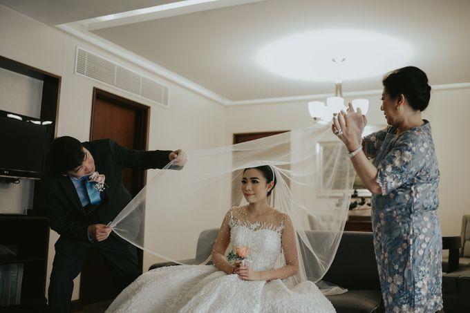 Quelene & Willy Wedding at Aryaduta Hotel Jakarta by Hotel Aryaduta Jakarta - 013