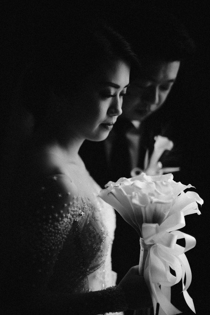 Raymond & Vanie Wedding Day by Keyva Photography - 024