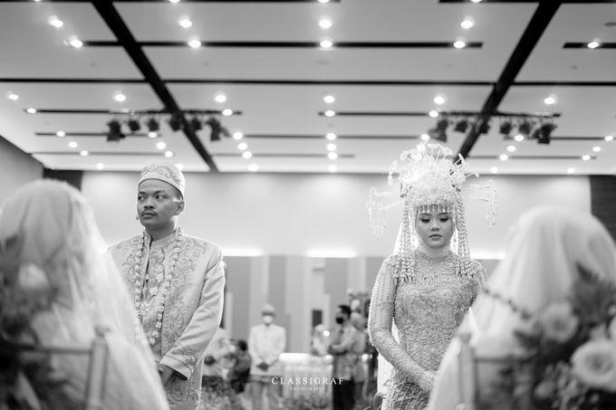 The Wedding of Nurul & Qodri at Horison Hotel by Decor Everywhere - 038