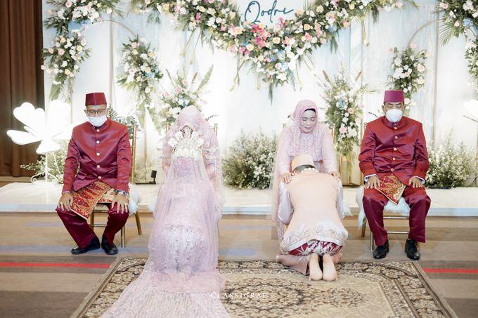 The Wedding of Nurul & Qodri at Horison Hotel by Decor Everywhere - 039